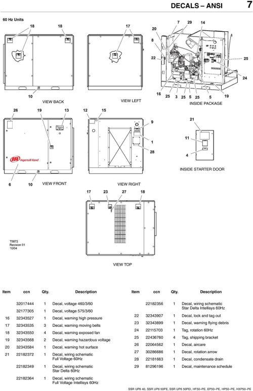 small resolution of ssr up6 40 ssr up6 50pe ssr up6 50pei hf50 pe ep50 pe hp50 pe ingersoll rand sd100d wiring schematic 50 kw ingersoll rand wiring schematic