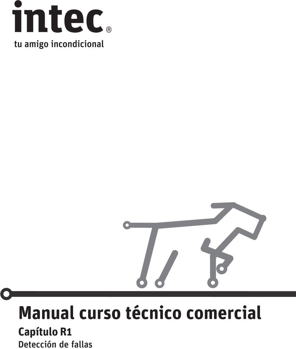 Manual curso técnico comercial Capítulo R1. Detección de