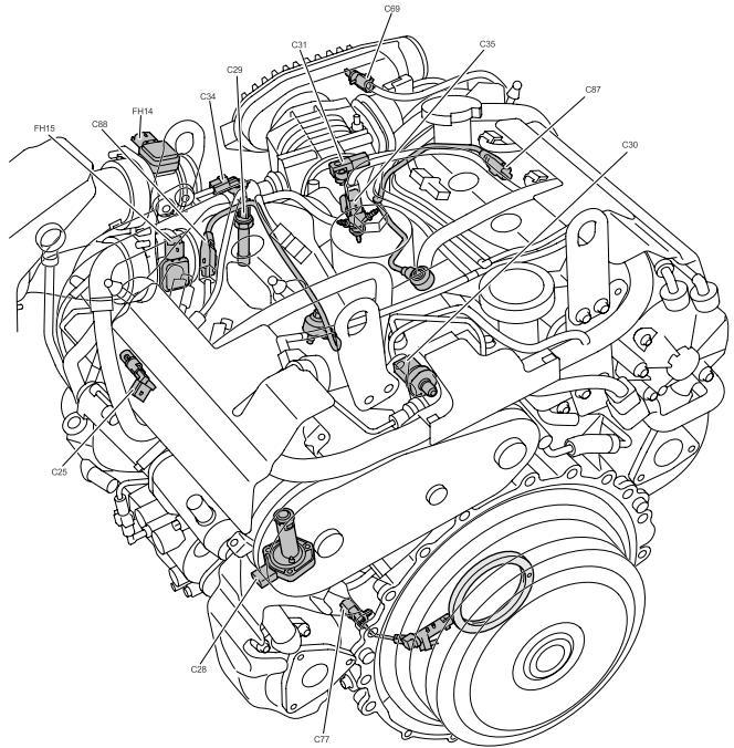 MANTENIMIENTO DEL MOTOR DIESEL 2.7D V6 DEL JAGUAR S-TYPE Y