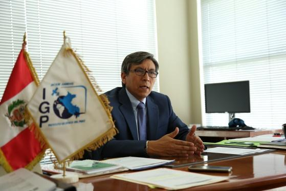 CURRICULUM VITAE Dr. Hernando Tavera Huarache. Presidente Ejecutivo del  Instituto Geofísico del Perú - PDF Free Download