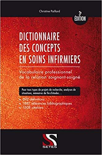 Dictionnaire Des Concepts En Soins Infirmiers Pdf : dictionnaire, concepts, soins, infirmiers, Dictionnaire, Concepts, Soins, Infirmiers, édition, TÉLÉCHARGER, Téléchargement, Gratuit