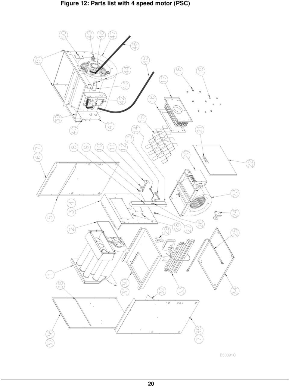 Wiring Diagram For Psc Oil Burner Motor Auto Electrical Acdelco 15071233 Plug Multiposition Fired Furnace Amp112sd Amp112sv