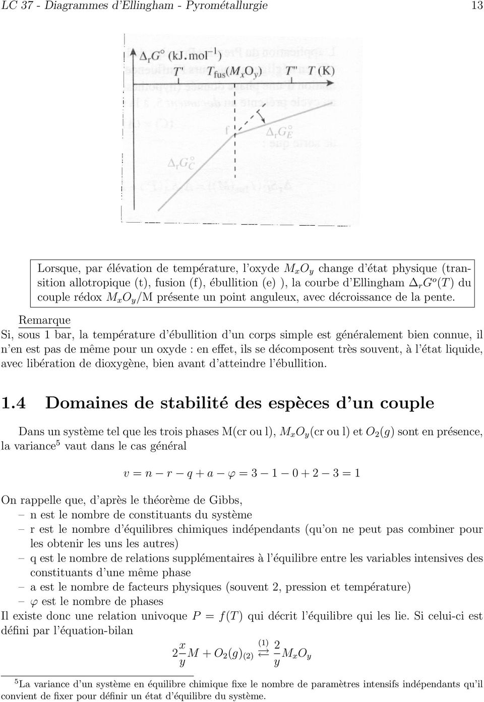hight resolution of remarque si sous 1 bar la temp rature d bullition d un corps simple est