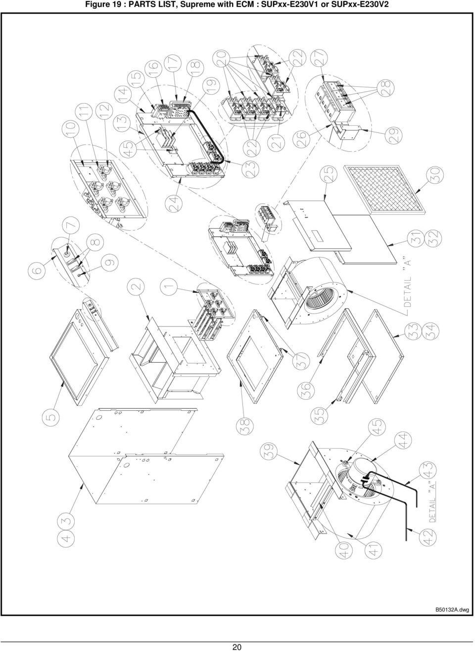 medium resolution of multi position variable speed blower motor ecm sup15 e230v1 sup18 two speed motor starter wiring diagram multi speed fan motor diagram