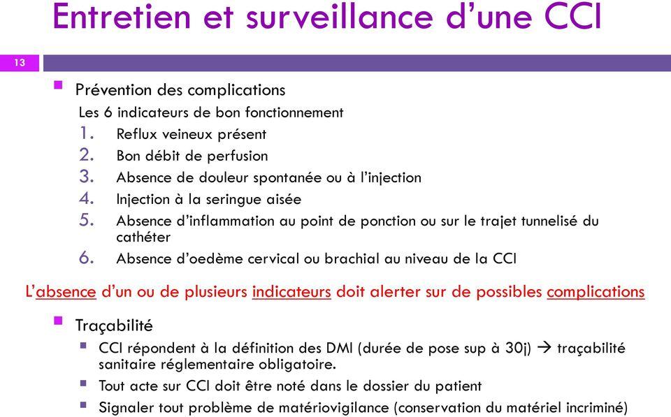 CHAMBRE A CATHETER IMPLANTABLE CCI ET ACCESSOIRES Atelier Voies Veineuses Centrales  PDF