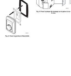 poser la plaque de montage sur la gaine ou l emplacement choisi dans la [ 960 x 1572 Pixel ]