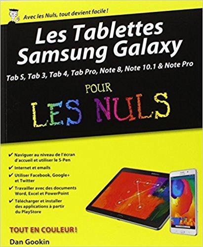 Tablette Pour Les Nuls Pdf : tablette, Tablettes, Samsung, Galaxy, Nuls,, Nouvelle, édition, Télécharger,, Téléchargement, Gratuit