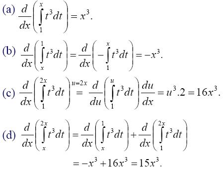 Teorema fundamental kalkulus i kita telah mampu menghitung beberapa integral tentu dari defenisi secara langsung, tetapi. Contoh Soal Teorema Dasar Kalkulus 1 Contoh Soal Terbaru