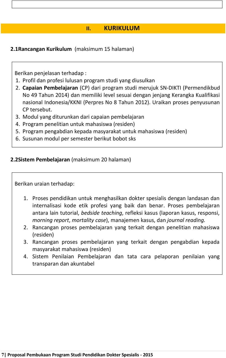 Contoh Proposal Pembukaan Program Studi Baru 2018 : contoh, proposal, pembukaan, program, studi, Contoh, Proposal, Pembukaan, Program, Studi, Berbagi