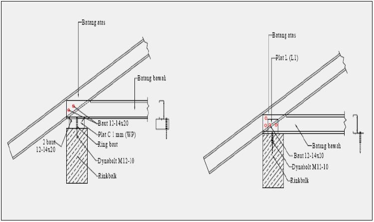 baja ringan pdf pekerjaan pemasangan rangka atap download gratis