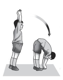 Gerakan Membungkukkan Badan Bertujuan Melemaskan Otot : gerakan, membungkukkan, badan, bertujuan, melemaskan, Membungkukkan, Badan, Untuk, Melatih