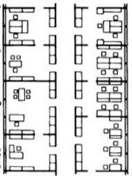Gambar Tata Ruang Kantor Terbuka : gambar, ruang, kantor, terbuka, Gambar, Sketsa, Ruang, Kantor, Terbaik, Koleksi, Terlengkap