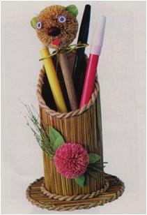 Kerajinan Limbah Jerami : kerajinan, limbah, jerami, Batang, Cocok, Digunakan, Untuk, Produk, Kerajinan, Berupa, Pintar, Mencocokan