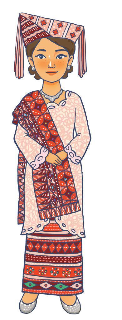 Kalender Mengenal 12 Baju Adat Wanita Indonesia Pdf Download Gratis