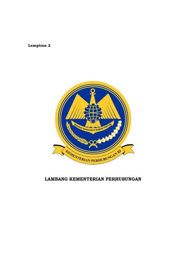 Kementerian Perhubungan Logo : kementerian, perhubungan, Kementerian, Perhubungan