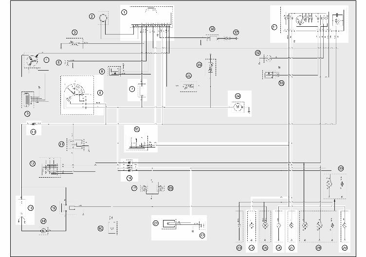 Schema Elettrico Liberty 125: Impianto elettrico vespa px