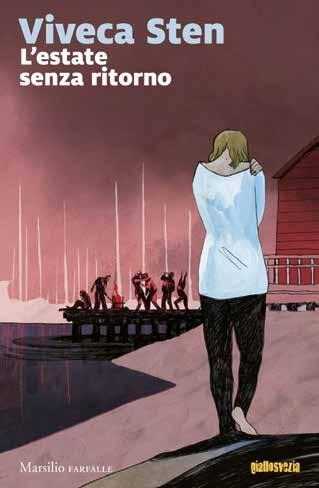 Risultati immagini per Titolo: L'estate senza ritorno. I misteri di Sandhamn