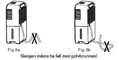 Manual TDH-12. Luftavfuktare Dehumidifier Affukter