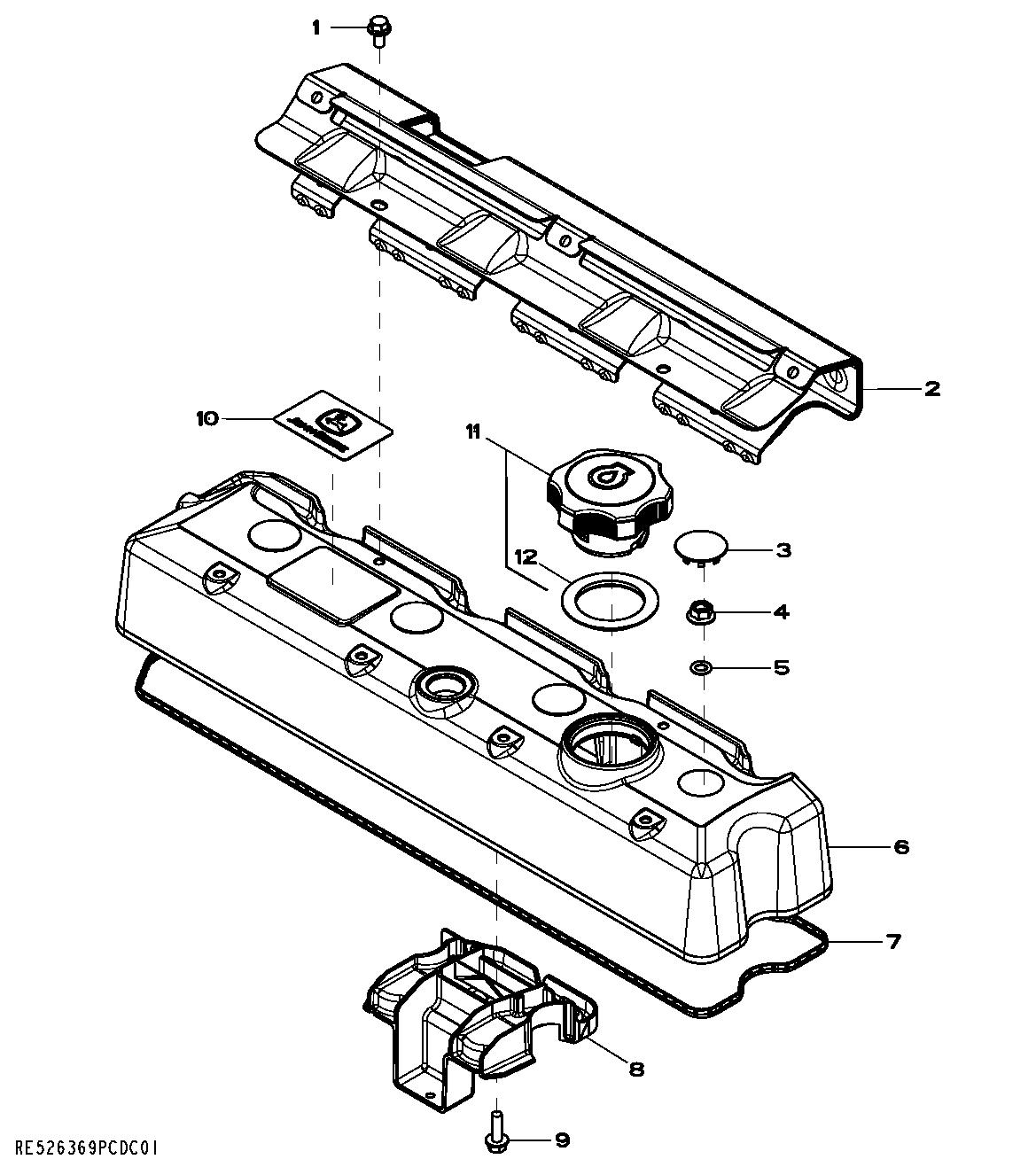 P65C13 For Model: M65C13 PARTS CATALOG. Marine Generators