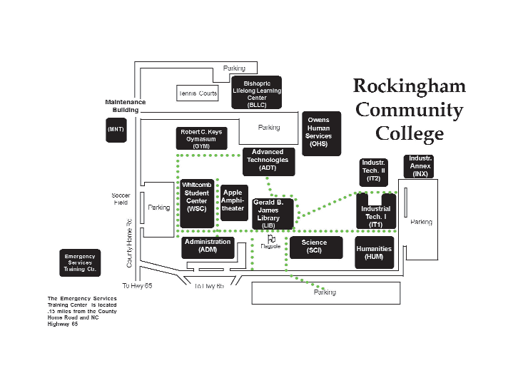 Rockingham Community College Catalog REVISED MAY 15, PDF