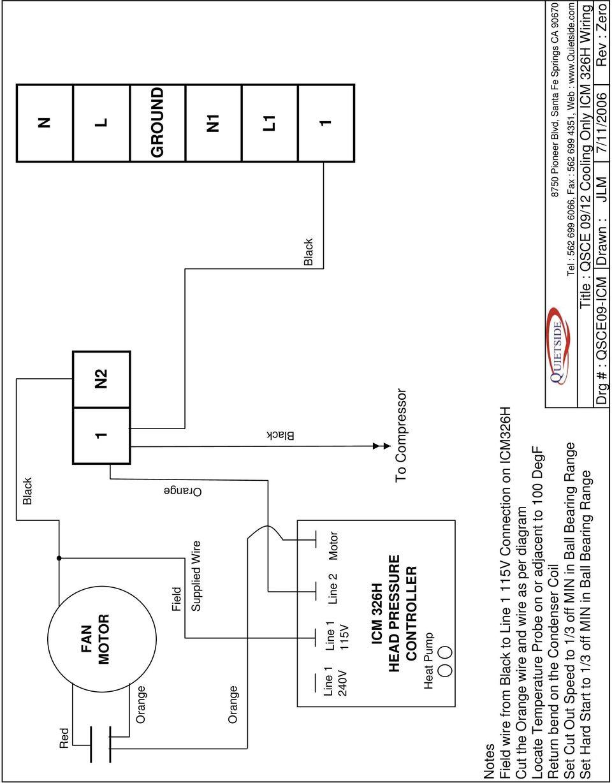 Quietside Mini Splits. Technical Information The PDF