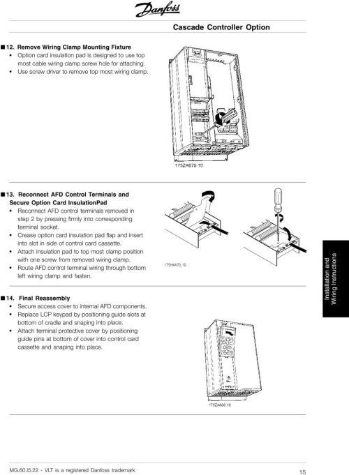 small resolution of manual dansk danfoss service 6000 vlt