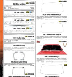 69 99 ea 1967 hood lip molding reproduction hood lip molding for 1967 chevy ii [ 960 x 1242 Pixel ]