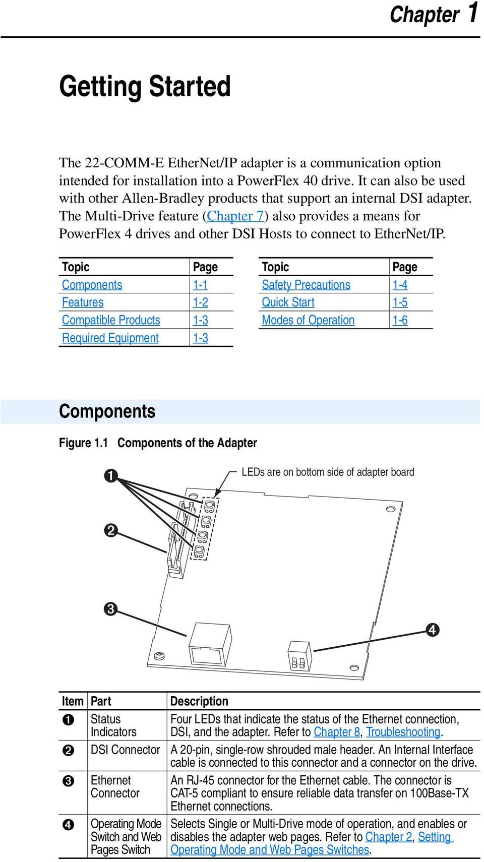 medium resolution of the multi drive feature chapter 7 also provides a means for powerflex 4
