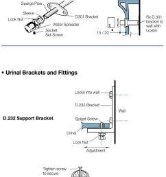 301 back inlet sparge pipe assembly sparge pipe sleeve lock nut water spreader socket set  [ 960 x 2602 Pixel ]