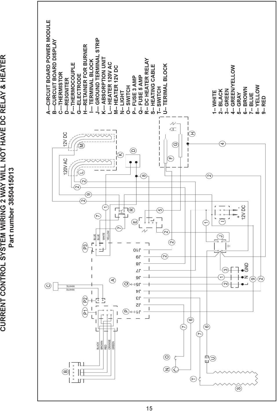 hight resolution of g a circuit a circuit board board power power module module b