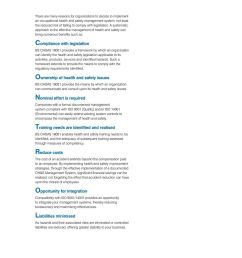 OHSAS Guide to implementing a Health \u0026 Safety Management System - PDF Free  Download [ 1266 x 960 Pixel ]