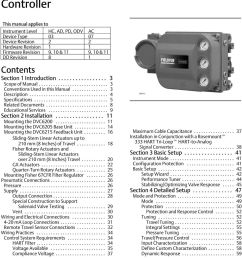 fisher fieldvue dvc6200 digital valve pdf rh docplayer net 1 ohm subwoofer wiring diagram 4 ohm [ 960 x 1327 Pixel ]