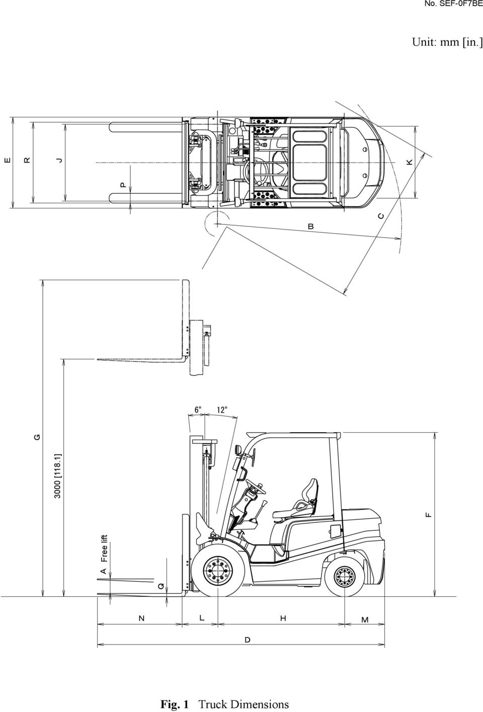 SERVICE MANUAL FORKLIFT TRUCK TCM CORPORATION FHD18T3
