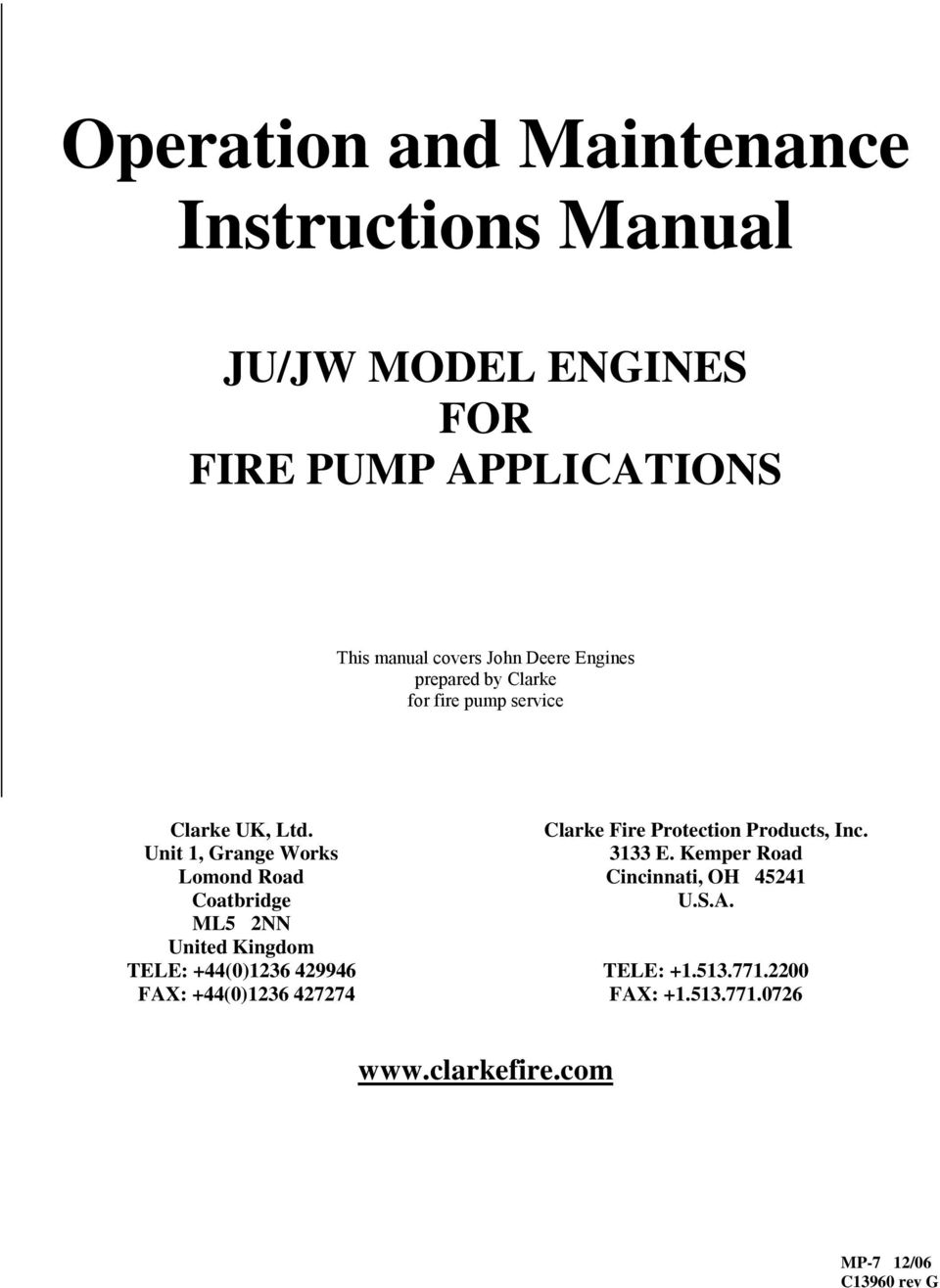 medium resolution of clarke fire pump wiring diagram best and letter