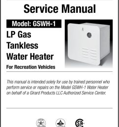 heater on behalf of a girard products llc authorized service center  [ 960 x 1529 Pixel ]