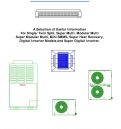 smms super heat recovery digital inverter models and super digital air conditioning  [ 960 x 1388 Pixel ]
