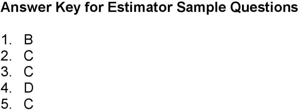 VERSION 07-0 GOLD SEAL SAMPLE QUESTIONS CANADIAN