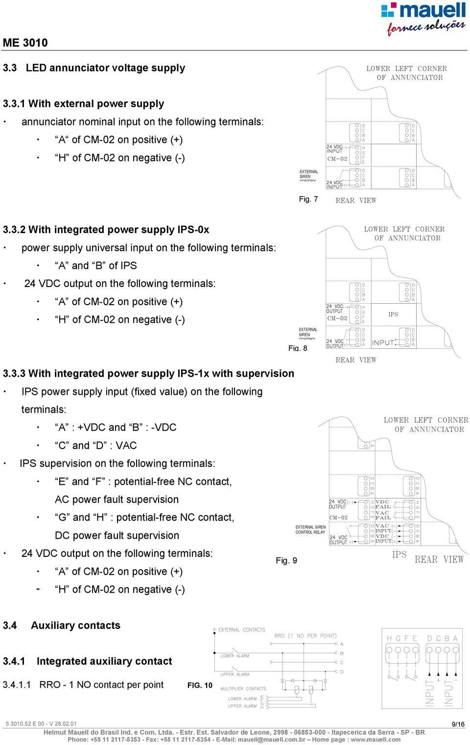 medium resolution of negative external siren control fig 8 3