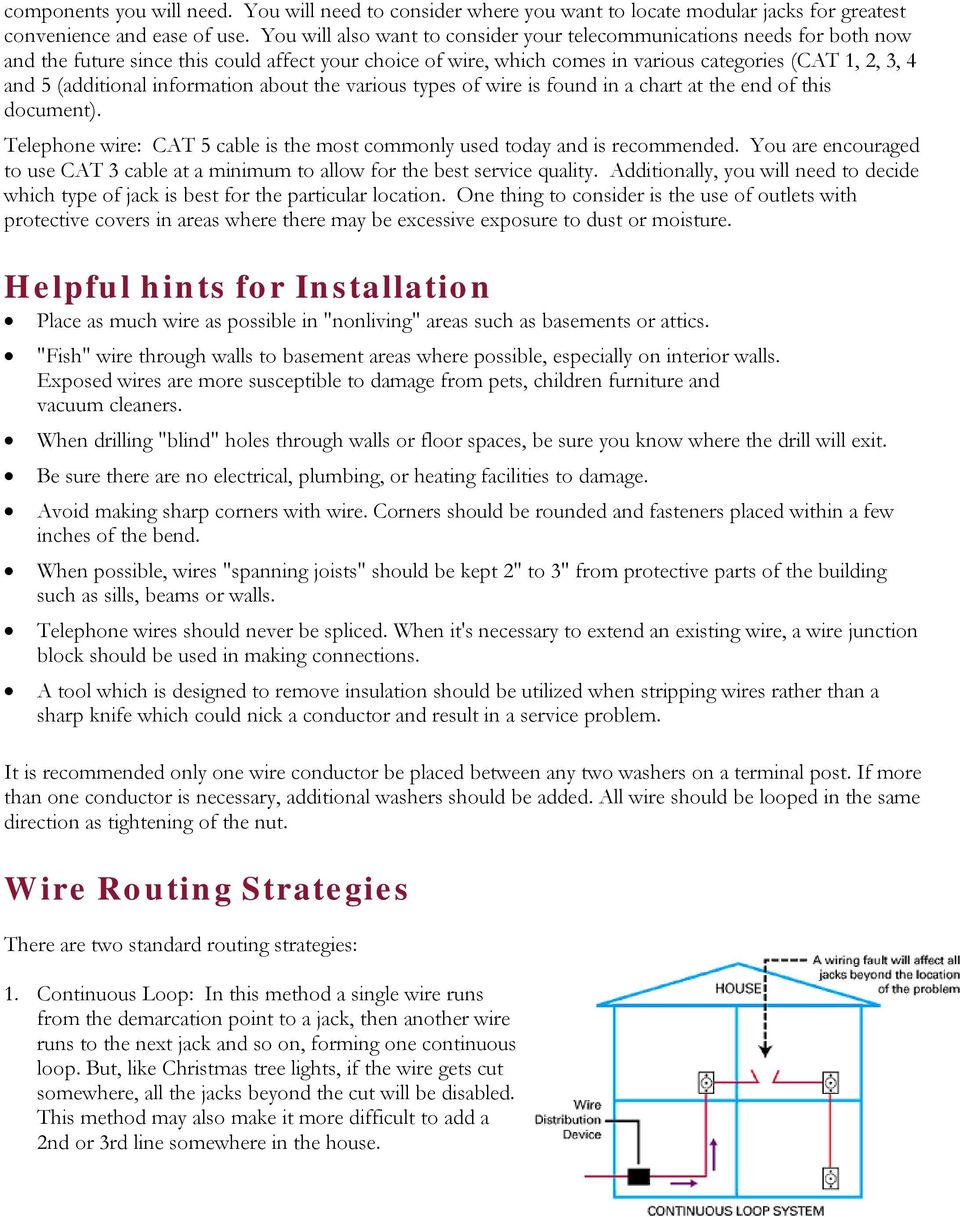 medium resolution of  additional information about the various types of wire is found in a chart at the