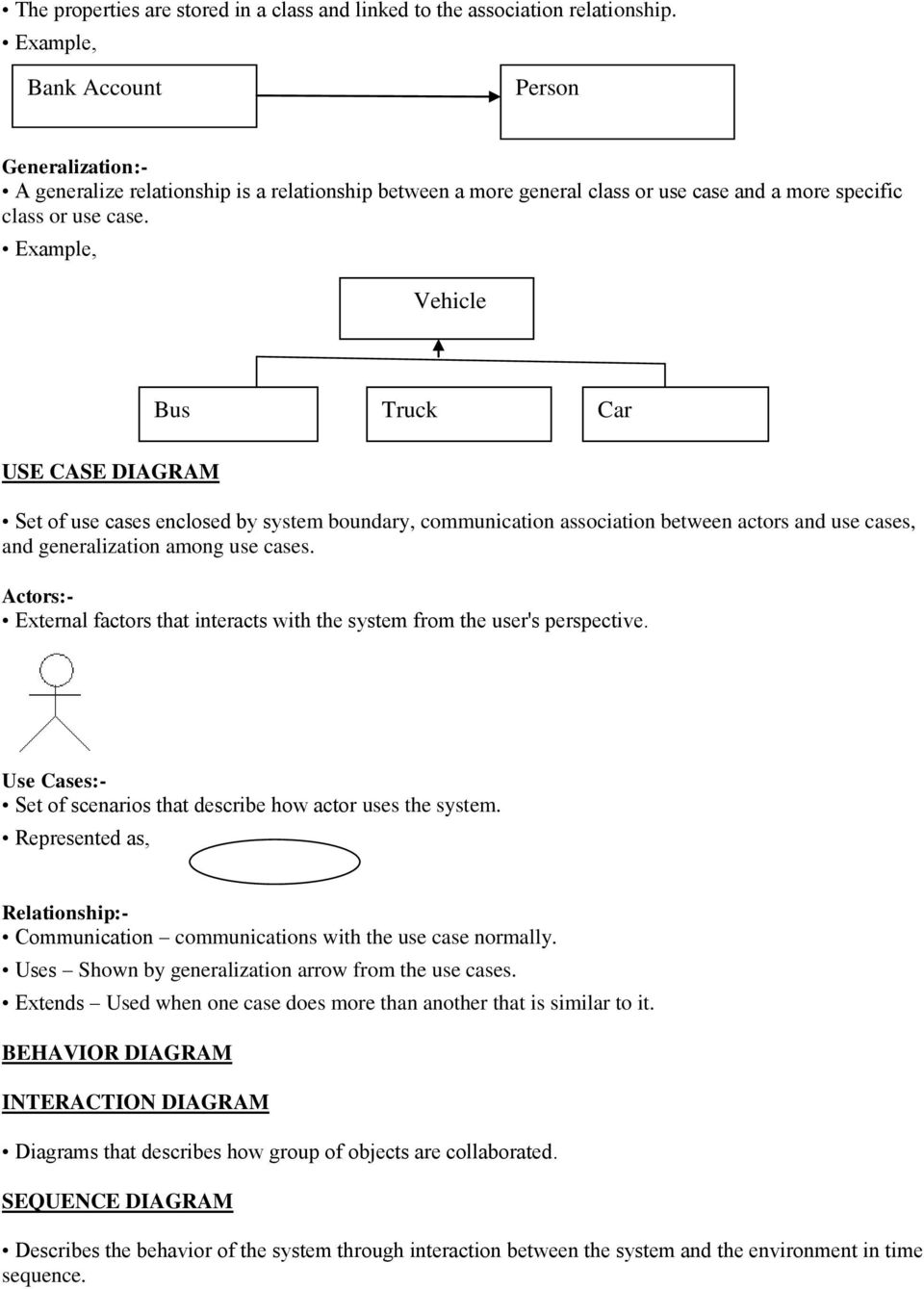 medium resolution of example vehicle bus truck car use case diagram set of use cases enclosed by system