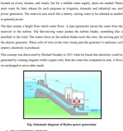 some power plants are located on rivers streams and canals but for a [ 960 x 1362 Pixel ]