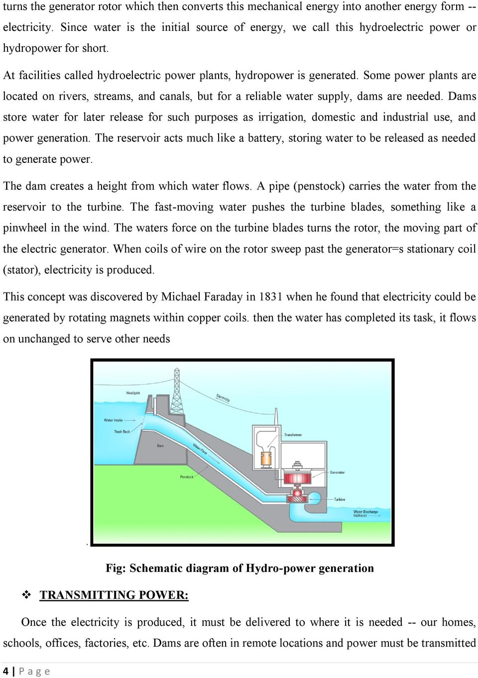 medium resolution of some power plants are located on rivers streams and canals but for a