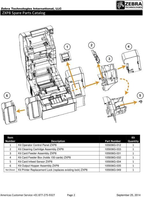 small resolution of sensor zxp8 105936g 034 1 6 output hopper assembly zxp8 105936g 035 1 not