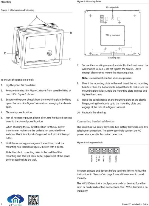 small resolution of lay the panel flat on a table 2 remove trim ring b in