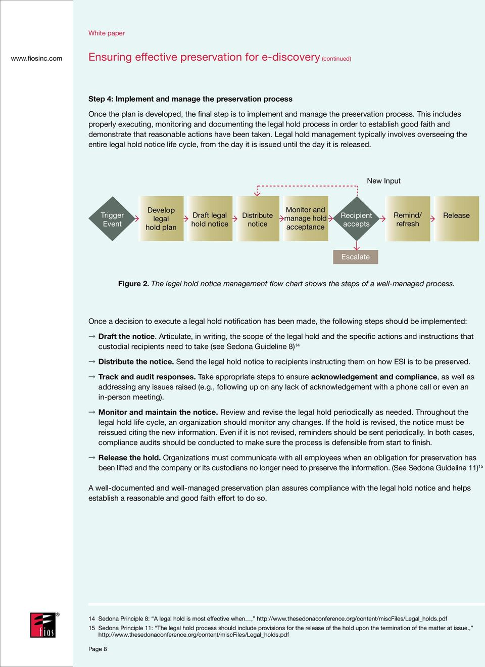medium resolution of legal hold management typically involves overseeing the entire legal hold notice life cycle from the