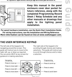 keep this manual in the panel enclosure cover door pocket for future reference along with [ 960 x 1589 Pixel ]