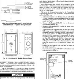 field supplied do not over tighten screws see fig 20 [ 960 x 1364 Pixel ]