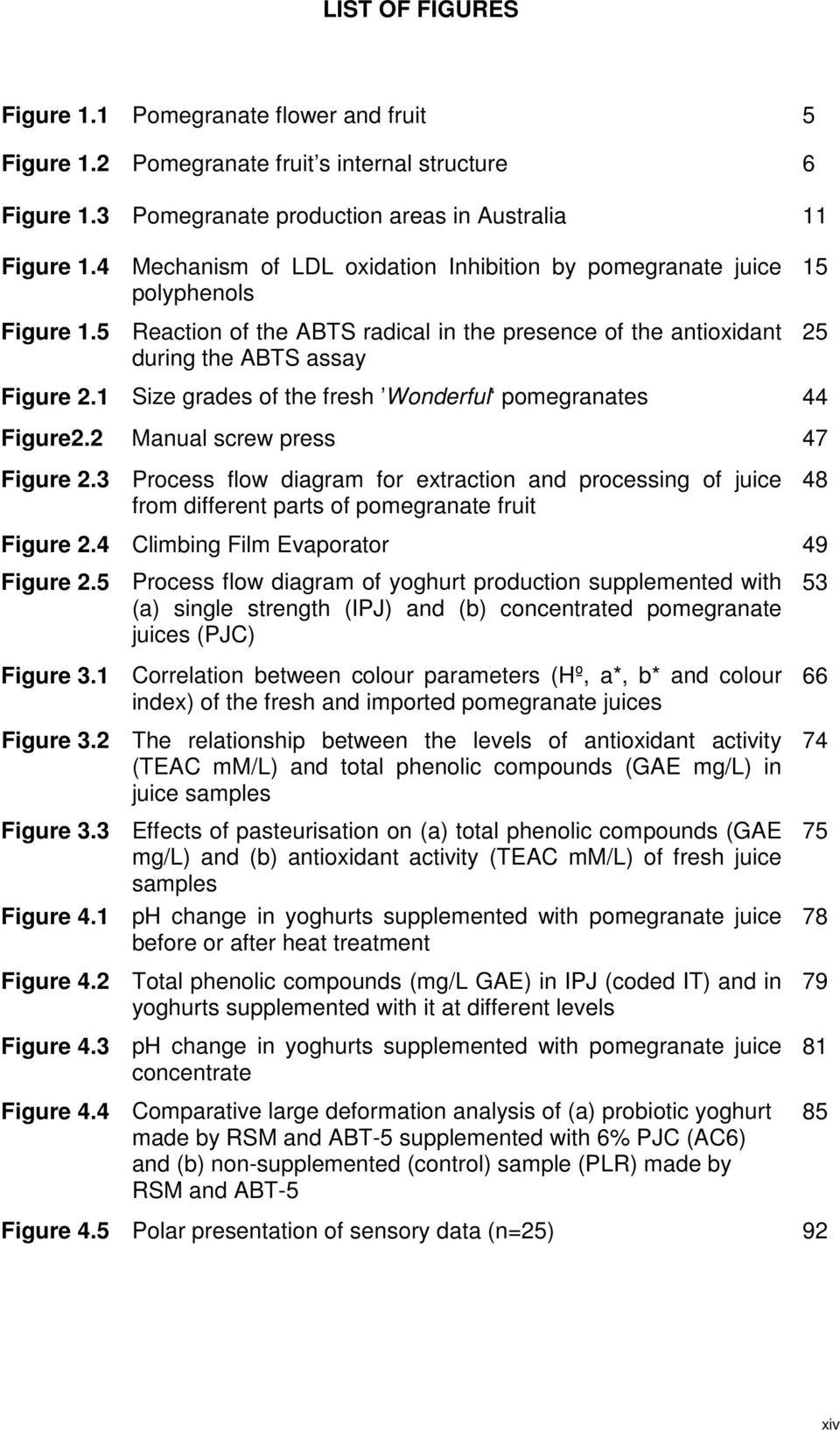 medium resolution of 1 size grades of the fresh wonderful pomegranates 44 figure2 2 manual screw press 47