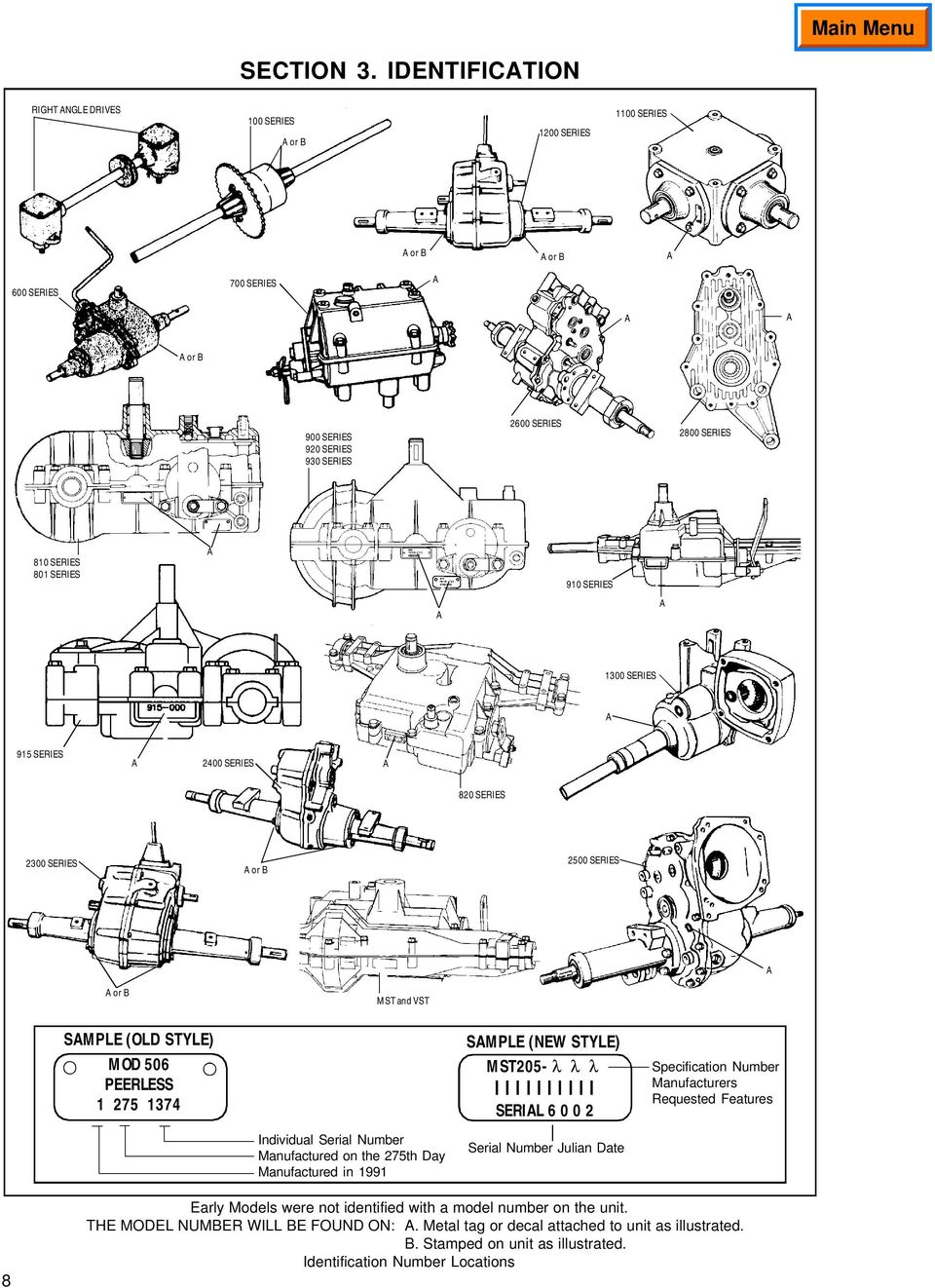 hight resolution of tecumseh tecumseh peerless motion drive system transmissions rh docplayer net peerless transaxle manual 587884601 transaxle parts