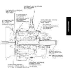 5 thread shift lever housing capscrews 72 78 n m 53 58 lb  [ 960 x 1241 Pixel ]